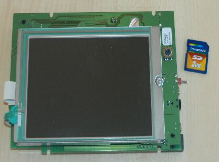 PocketPc TouchScreen
